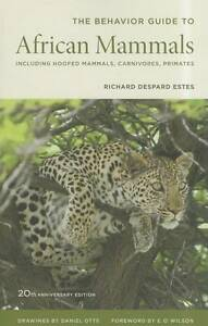 USED (GD) The Behavior Guide to African Mammals: Including Hoofed Mammals, Carni