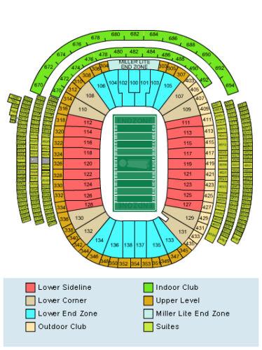 Green-Bay-Packers-vs-Chicago-Bears-2-Tickets-11-04-13-Green-Bay
