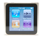 Apple iPod nano 6th Generation Silver (8 GB)