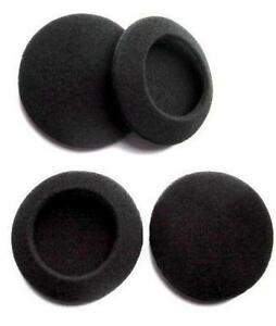 45mm GOOD Quality Headphone Ear Pad Foam Cover 2 Pair