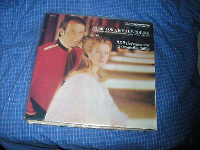 LP VA Music f/a Royal Wedding BBC Princess Anne