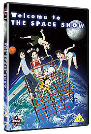 Welcome To The Space Show (Blu-ray)