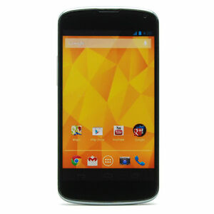 Nexus 4 E960 - 16GB - Black (Unlocked) S...