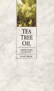 Tea-Tree-Oil-Susan-Drury-Very-Good-0852072384