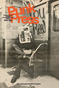 PUNK PRESS by Mariel Primois, Vincent Berniere : WH1/2 : PBL 295 : NEW BOOK