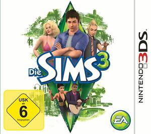3-DS-Spiel-Die-Sims-5-gut-erhalten