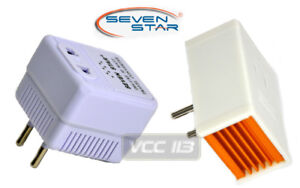 Seven-Star-50W-1600W-TRAVEL-Voltage-CONVERTER-Adapters-220-110V-50-Watts-1600