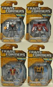 TRANSFORMERS-G1-REVEAL-THE-SHIELD-LEGENDS-LOT-OF-4-NEW