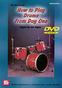 Mel Bay How to Play Drums from Day One