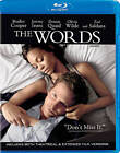 The Words (Blu-ray Disc, 2012, Canadian)