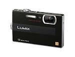 Panasonic LUMIX DMC-FP8 12.1 MP Digital Camera - Black