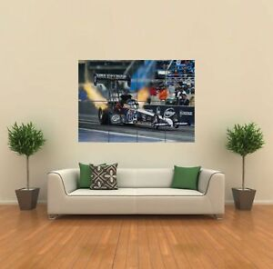DRAG RACING CARS GIANT WALL ART PRINT POSTER G463