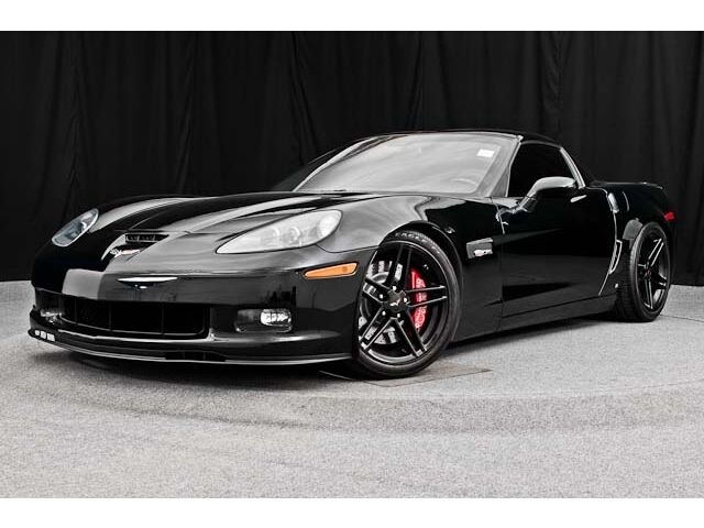 listing expired 2009 black corvette z06 for sale phoenix arizona dealer. Black Bedroom Furniture Sets. Home Design Ideas