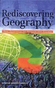 Rediscovering Geography, Rediscovering Geography Committee