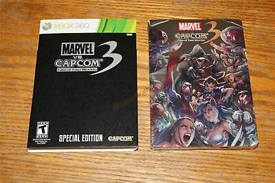 Marvel Vs Capcom 3 Fate Of Two Worlds Special Edition Xbox 360