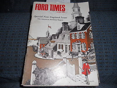1975 Ford Pinto Model Information Ford Times Magazine 6