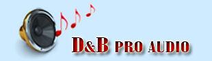 D&B PRO AUDIO