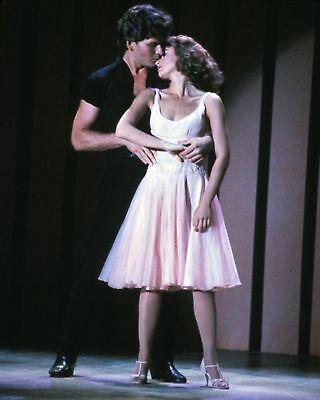 DIRTY DANCING PATRICK SWAYZE JENNIFER GREY MOVIE PHOTO