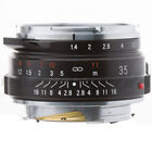 Leica M Camera Lenses Voigtlander 35mm Focal