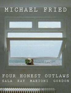 Four Honest Outlaws: Sala, Ray, Marioni, Gordon by Michael Fried (Mixed media...