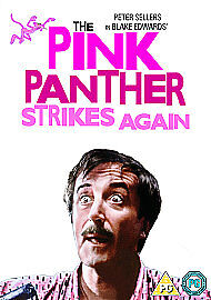 The Pink Panther Strikes Again DVD Good DVD André Maranne Herbert Lom Coli - Bilston, United Kingdom - Returns accepted Most purchases from business sellers are protected by the Consumer Contract Regulations 2013 which give you the right to cancel the purchase within 14 days after the day you receive the item. Find out more about  - Bilston, United Kingdom