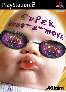 Super-Bust-A-Move-Sony-PlayStation-2-2000-DVD-Box