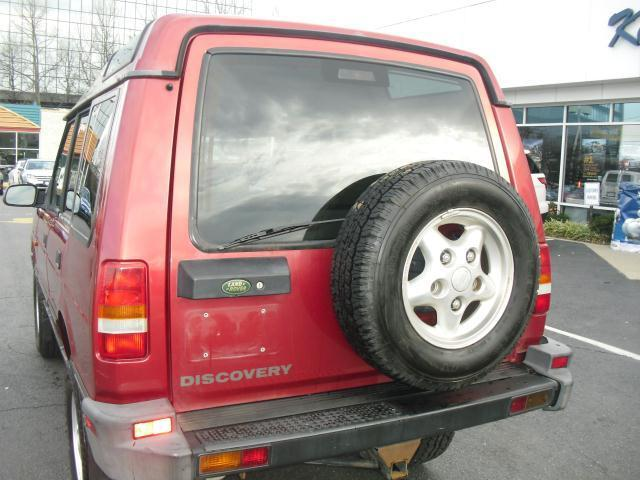 1998 Land Rover Discovery LE 4x4 Dual Sunroof Lifted