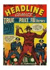 Prize Golden Age Crime Comics