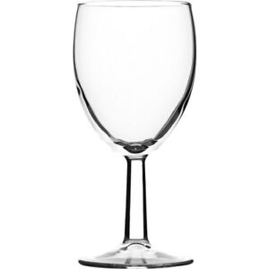 Wine Glasses Goblet 9oz/175ml CE Government Stamped (Box of 48)