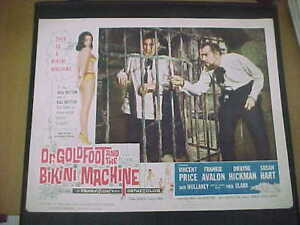 DR-GOLDFOOT-BIKINI-MACHINE-orig-LCS-Vincent-Price