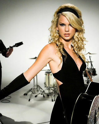 TAYLOR SWIFT COUNTRY STAR MUSIC 8X10 GLOSSY PHOTO LOOK