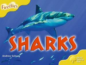 Oxford Reading Tree: Level 5: More Fireflies A: Sharks by Mary Mackill,...