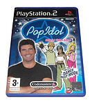 Pop-Idol-Official-Video-Game-Game-for-Sony-PlayStation-2-PS2