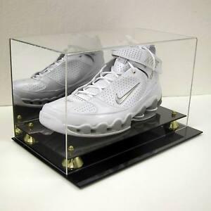 Double Basketball Shoe Display Case