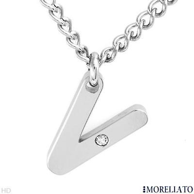 Morellato Necklace Genuine Diamond Metallic $75 V