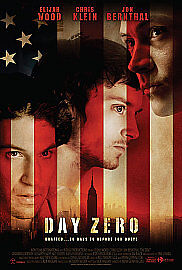 Day-Zero-DVD-2011-Elijah-Wood-Brand-New-Sealed