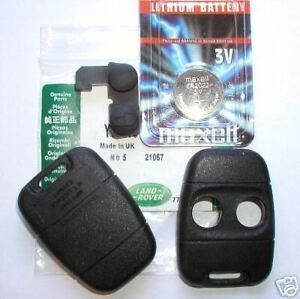 Land-Rover-Freelander-Disco-Remote-Alarm-Key-Fob-Kit