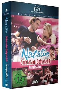 Natalie - Endstation Babystrich - Komplettbox (Teil 1-5) - Fernsehjuwelen DVD