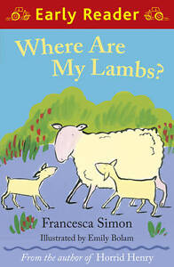 Where-are-my-Lambs-Early-Reader-Francesca-Simon-New-Book