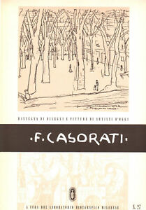 FELICE-CASORATI-RASSEGNA-DI-DISEGNI-E-PITTURE-1960