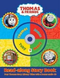 Thomas and Friends Read-Along Story Book, , Ne