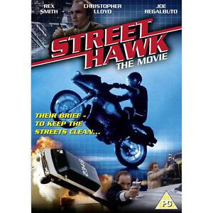 Street Hawk The Movie - Christopher Lloyd - DVD NEW & SEALED