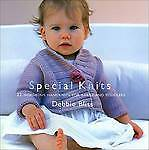 New SPECIAL KNITS Debbie Bliss 22 GORGEOUS HANDKNITS FOR BABIES/TODDLERS HB/DJ