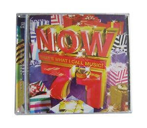 Various-Artists-Now-Thats-What-I-Call-Music-Vol-71-2CD-New-and-Sealed