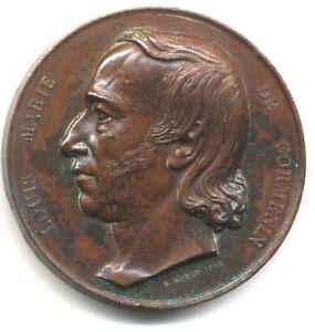 LOUIS-MARIE-CORMENIN-1842-ORIGINALE-MEDAGLIA-NAPOLEONICA-CELEBRATIVA