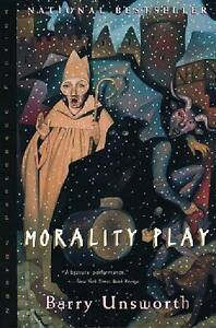 Morality Play by Barry Unsworth - Paperback - Bestseller