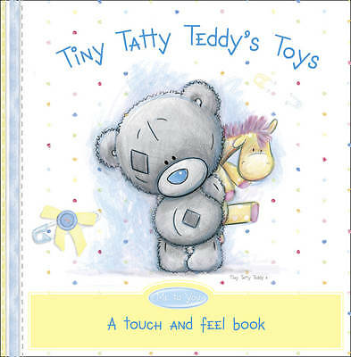 Tiny Tatty Teddys Toys by HarperCollins Publishers Board book, 2010