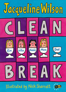 Jacqueline-Wilson-Clean-Break-Book