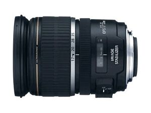 Canon EF-S 17-55 mm F/2.0-8.0 IS USM Len...