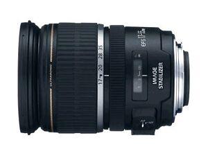 Canon EF-S 17-55 mm F/2.0-8.0 IS USM Len...